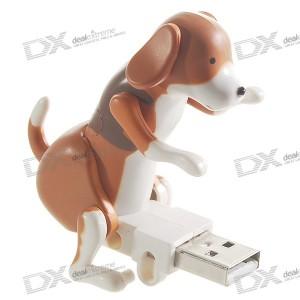 Собачка USB